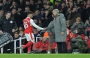 Alex Oxlade-Chamberlain spoke to Arsene Wenger after accidentally liking tweet calling for manager's dismissal