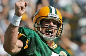 Brett Favre was traded to the Green Bay Packers 25 years ago today