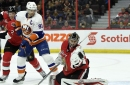 Craig Anderson Blanks Islanders in Return to Action