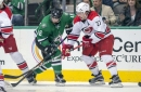 Slow Start Dooms Carolina Hurricanes in 5-2 Loss to Dallas Stars (Rank 'em)