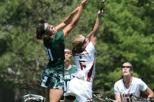 Boston College Women's Lacrosse Falls to Syracuse