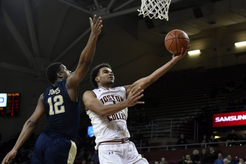 Boston College Men's Basketball vs. Georgia Tech: Complete Coverage