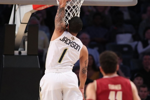 BOSTON COLLEGE MEN'S BASKETBALL FINAL SCORE: Eagles outscored 50-32 in 2nd Half, Lose by 11 to Georgia Tech