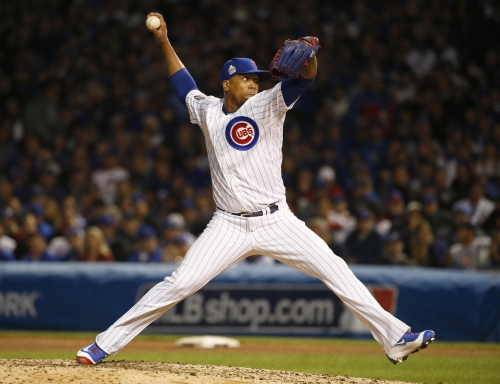AP Source: Cubs, Strop avoid arbitration with 1-year deal The Associated Press