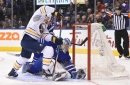 Sabres 3 - Leafs 1 : Falling behind the pace