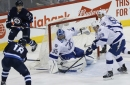 Lightning send Jets to 4th straight loss with 4-1 victory The Associated Press