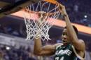 Giannis Antetokoumpo leads Bucks past Pacers, 116-100