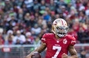 Shanahan talks (briefly) about Kaepernick