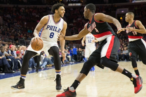 ESPN: Blazers Linked to Okafor in Trade Rumors
