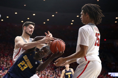 Arizona basketball: Wildcats rise to the challenge, outmuscle a physical Cal team