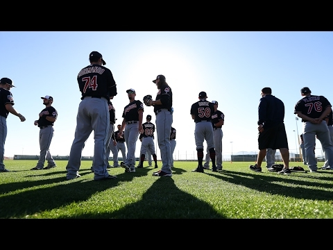 Spring training is here and this time, the Cleveland Indians actually do have unfinished business