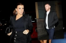 Wayne Rooney heads to Drake concert with wife Coleen after sitting out Manchester United game