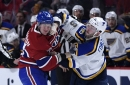 Canadiens vs. Blues Recap: Bowing out to the Blues