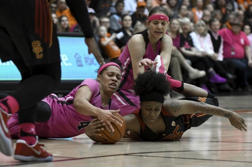 No. 9 Oregon State aims to bounce back in big showdown against No. 15 UCLA: Live updates