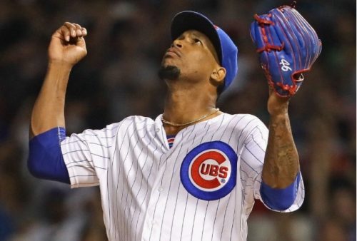 Cubs, Strop avoid arbitration with $5.5 million deal