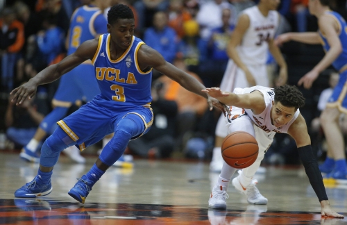 Oregon State basketball takes on No. 10 UCLA after Bruins' big win: Preview
