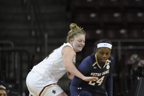 Preview: Boston College Women's Basketball vs. Louisville