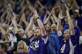 Season ticket prices to remain at 2016 prices for 2017 Minnesota Vikings