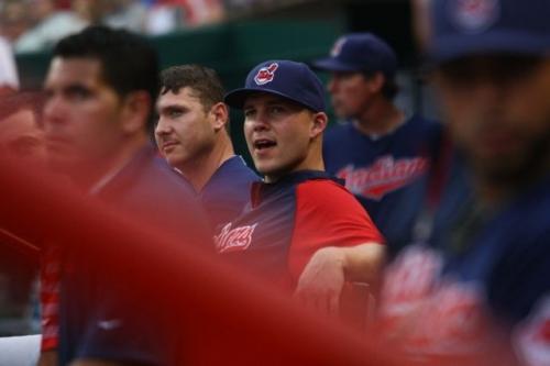 Beavercreek grad Justin Masterson looking for MLB return