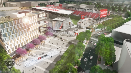 D.C. United could receive final approval for Buzzard Point stadium Thursday