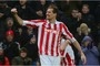 Stoke striker Peter Crouch delighted to see City earn reward
