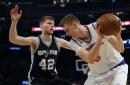 San Antonio @ New York, Final Score: Spurs fall to the Knicks, 94-90