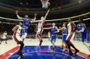 Goran Dragic continues stellar play as Miami Heat streak is snapped
