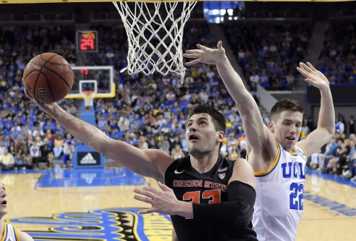 Oregon State Beavers fall to Lonzo Ball and UCLA Bruins