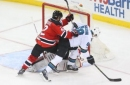 Despite Loss, John Moore Sight Welcome On New Jersey Devils Blue Line