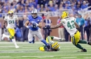 The screen pass helped define Golden Tate's role with the Detroit Lions