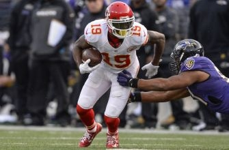 Locked on Chiefs - In AFCW, Maclin and Hill are not enough