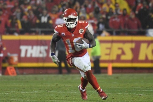 Four Kansas City Chiefs players land in list of top 101 players