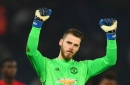 Real Madrid star responds to links with Manchester United goalkeeper David De Gea