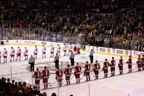 Beanpot Consolation Game: How to Watch Boston College Men's Hockey vs. Northeastern
