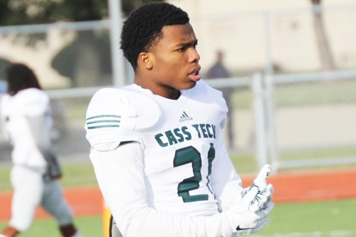 Notre Dame Football: CB Kalon Gervin Commits to the Irish