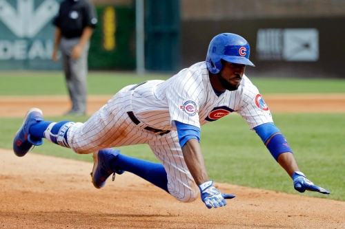 Dexter Fowler doesn't believe in curses - A Hunt and Peck