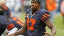 11 free agents for the Chicago Bears to decide to re-sign or not