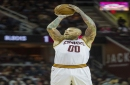 Cleveland Cavaliers trade 'Birdman' Andersen to Hornets for 2nd-round pick