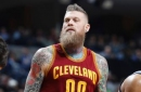 Cavs trade 'Birdman' Andersen to Hornets for 2nd-round pick