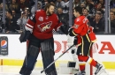 Projected Lines: Arizona Coyotes @ Calgary Flames