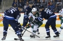 Jets' Enstrom out at least one game
