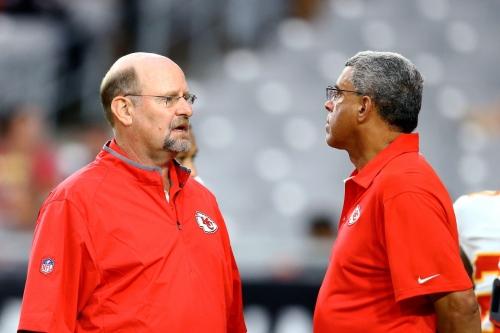 Chiefs name Brad Childress assistant head coach, Matt Nagy offensive coordinator