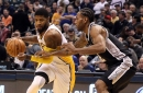 San Antonio at Indiana, Final Score: Spurs outlast Pacers, 110-106