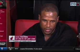 Dion Waiters on loss: You mess with the game, it messes with you back
