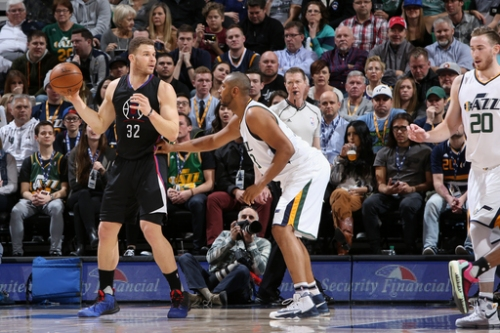 Griffin dominates and Clippers beat Jazz 88-72 The Associated Press