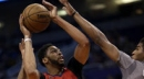 Davis' late scoring lifts Pelicans past Suns, 110-108
