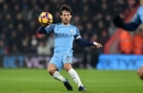 Man City fans react to a masterclass by midfield magician David Silva