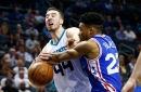 Still fading: Hornets lose again, 105-99 to 76ers
