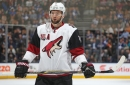 NHL scores 2017: The Coyotes latest win is another showcase for Martin Hanzal