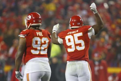 Arrowheadlines: Chiefs promote two coaches, Chris Jones spotting